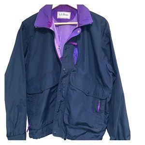 Vintage L.L. Bean windbreaker jacket Medium